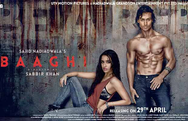 Baaghi-Posters