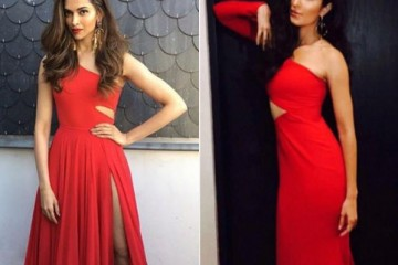 Deepika-nor-Katrina-in-red-peek-a-boo-gown