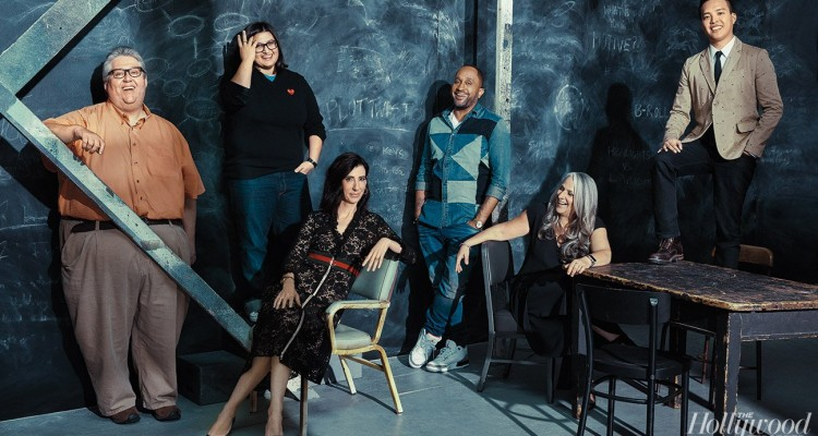 THR_Comedy_Showrunners_Group_GROUP_0634