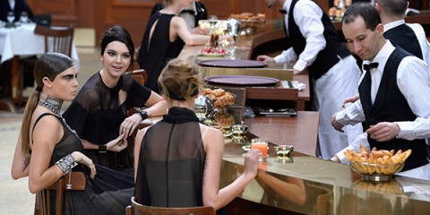 kendall-jenner-cara-delevigne-chanel-pfw-gty-3