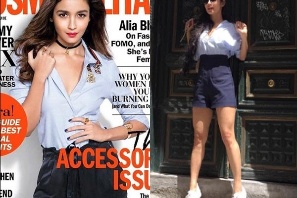 Naagin's Mouni Roy beat Alia Bhatt at the fashion game