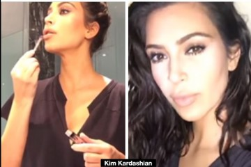 kim-kardashian-makeup-does-herself-lead