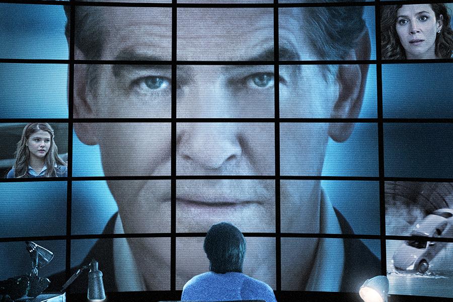 Pierce Brosnan is back in tech-thriller film 'I.T.' – Hollywood ...