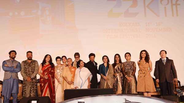 celebs-at-22nd-kolkata-international-film-festival