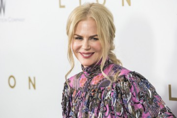Mandatory Credit: Photo by Joe Russo/REX/Shutterstock (7442995g) Nicole Kidman 'Lion' film premiere, Arrivals, New York, USA - 16 Nov 2016