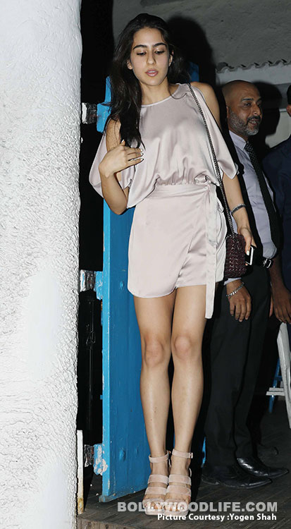Sara-Ali-Khan-in-a-River-Island-satin-romper-and-styled-by-Tanya-Ghavri