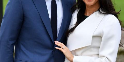 Mandatory Credit: Photo by Tim Rooke/REX/Shutterstock (9243868ab) Prince Harry and Meghan Markle Prince Harry and Meghan Markle engagement announcement, Kensington Palace, London, UK - 27 Nov 2017