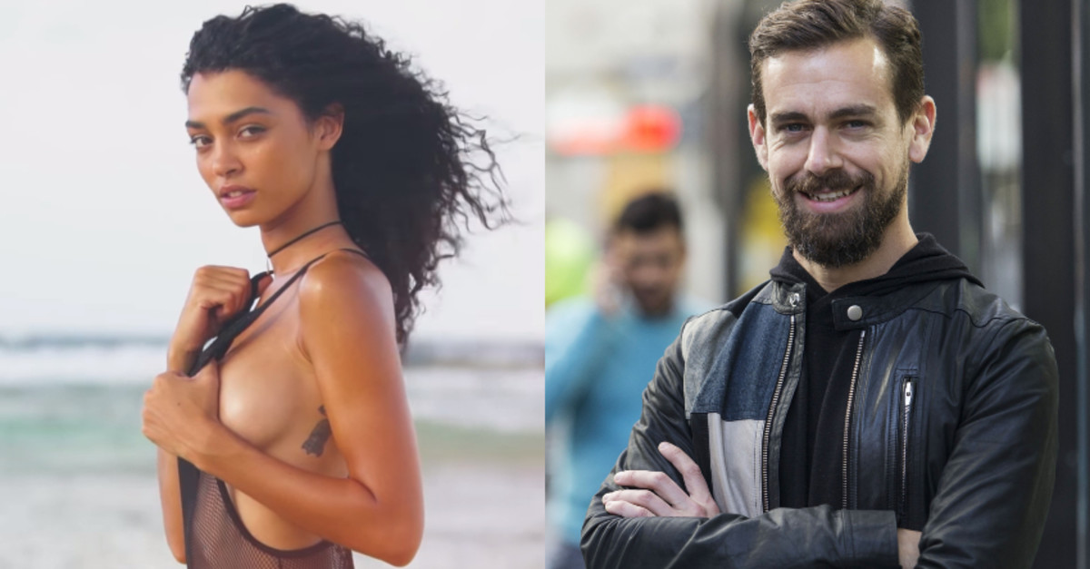 Jack Dorsey Twitter Founder 41 Reportedly Dating 23 Year Old Sports Illustrated Model Hollywood Bollywood Digest