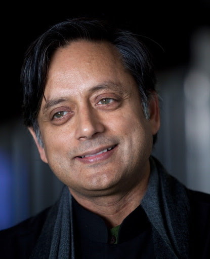 HAY-ON-WYE, UNITED KINGDOM - MAY 28: Indian politician and novelist Shashi Tharoor attends the Hay Festival on May 28, 2011 in Hay-on-Wye, Wales. (Photo by David Levenson/Getty Images)
