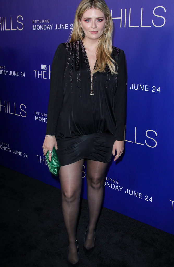 Mandatory Credit: Photo by Matt Baron/Shutterstock (10315685y) Mischa Barton MTV's 'The Hills: New Beginnings' TV Show party, Arrivals, Liaison Restaurant and Lounge, Los Angeles, USA - 19 Jun 2019