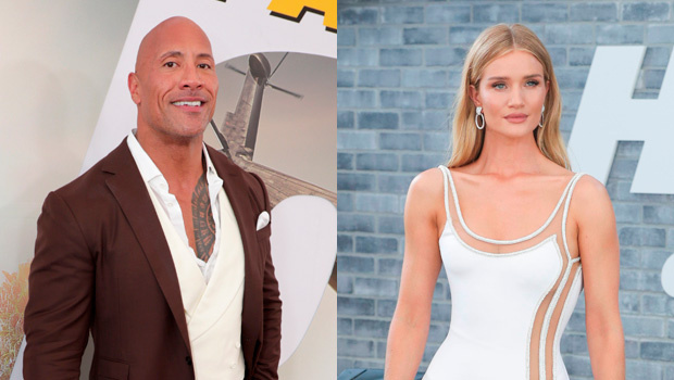 The Rock, Rosie Huntington Whiteley & More Stars Dazzle On